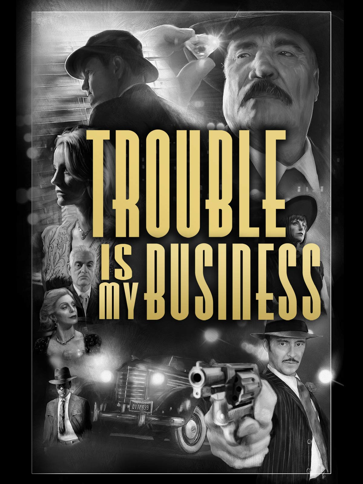 Trouble Is My Business on Amazon Prime Video UK