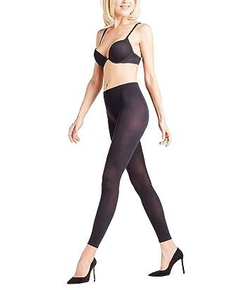 c26fc43b5 FALKE Women Cotton Touch leggings - 1 pair