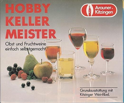 Wein Zubereitungs Set Grundausstattung Fur Hobbywinzer