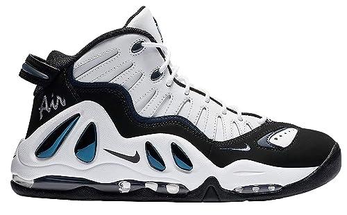 sports shoes 6ba3b ea30a Nike Air MAX Uptempo 97 399207-101 - Hombre, White White-Black