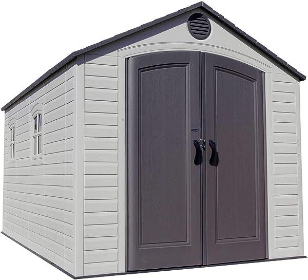 8x12 shed kit