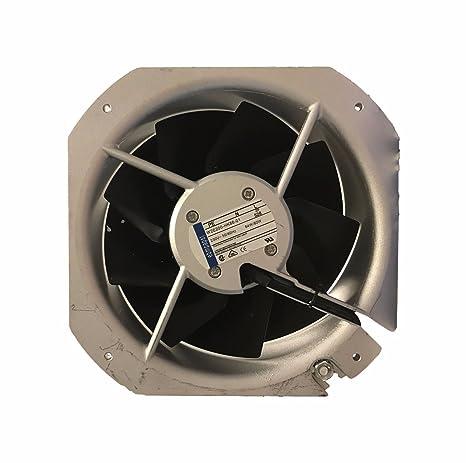 ebm W2E200-HH86-01 115V~50//60Hz 64//80W ZP Axial Fan