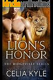 Lion's Honor (Paranormal Shapeshifter BBW Romance) (Ridgeville Series Book 9)
