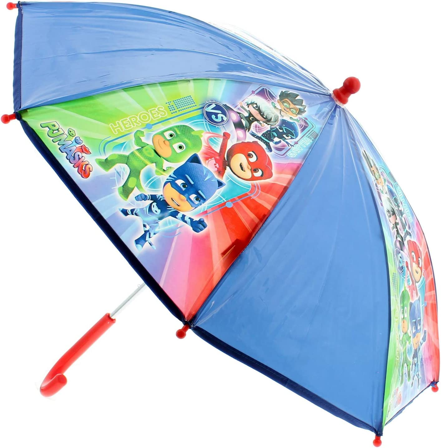 PJ Masks Its Time to be Hero Kids Umbrella