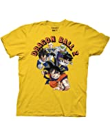 Ripple Junction Dragon Ball Z Frieza Series Z Fighters Adult T-Shirt