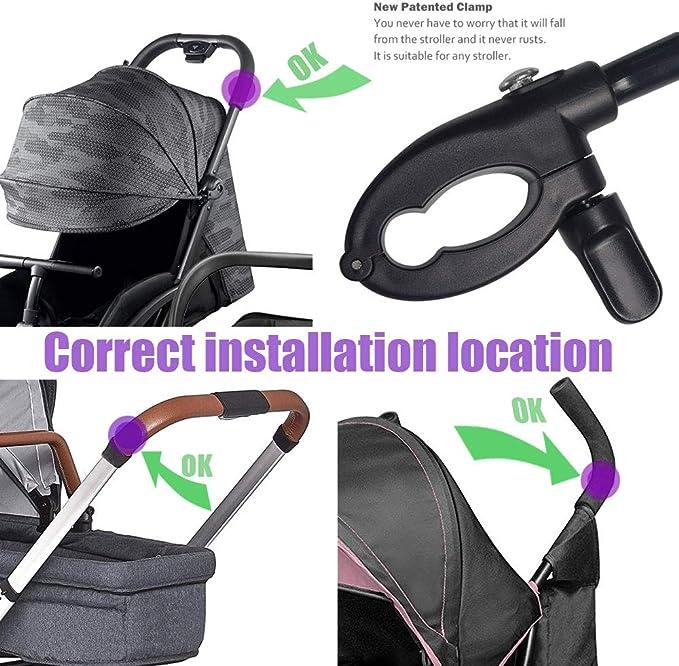 Amazon.com: YLYYCC - Parasol para cochecito de bebé ...