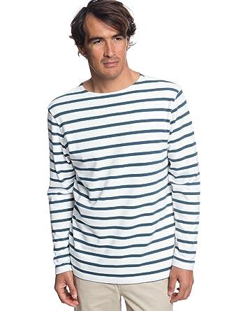 Quiksilver Waterman Ocean Transmission - Long Sleeve Top for Men - Männer a68fbf9a6f