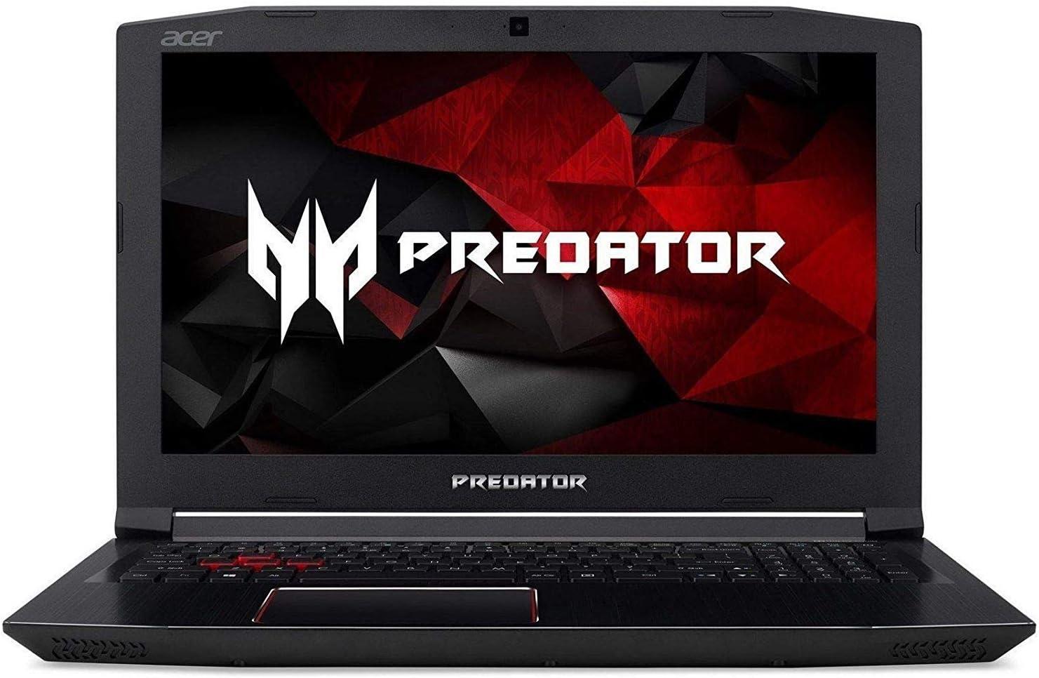 front facing Acer Predator Helios 300