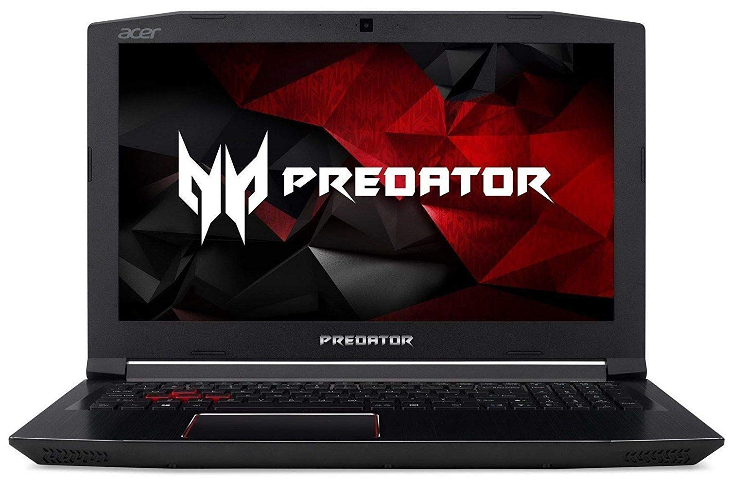 2019 Acer Predator Helios 300 VR Reality Gaming Laptop Computer, 15.6 FHD IPS, 8th Gen Intel Hexa-Core i7-8750H up to 4.1GHz, 24GB DDR4, 1TB HDD 256GB PCI-e SSD, GTX 1060 6GB, HDMI, Windows 10