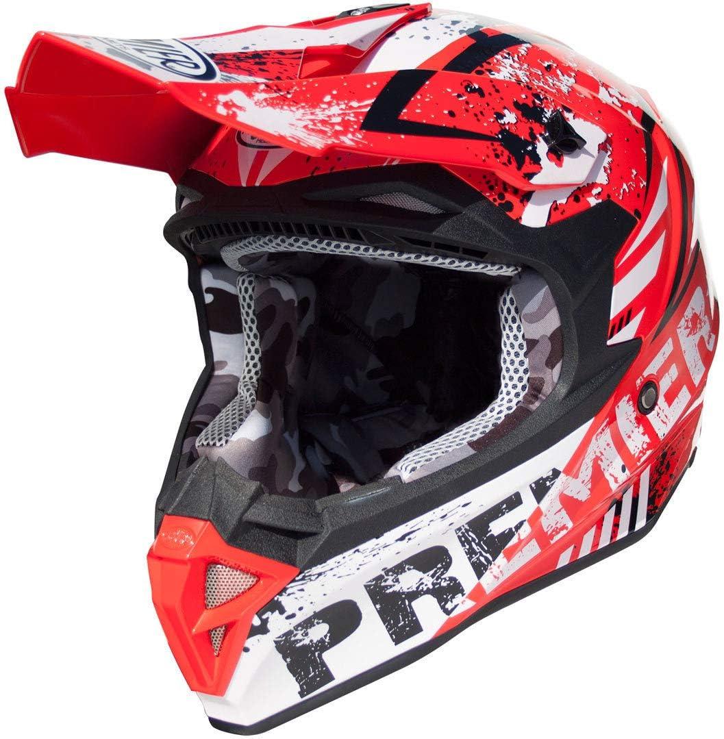 Casco Premier motocross