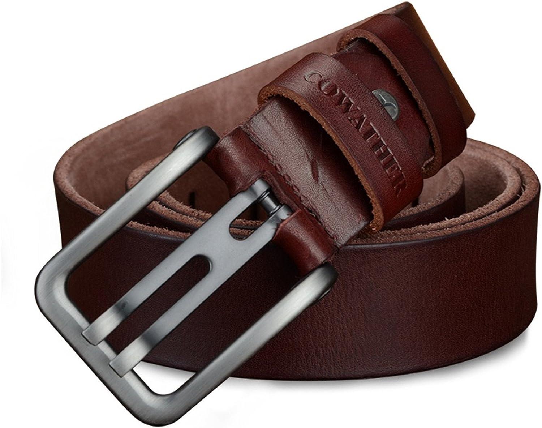 Meetloveyou for men fashion alloy pin buckle new design