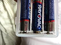 Lights stop working because battery pack corrodes
