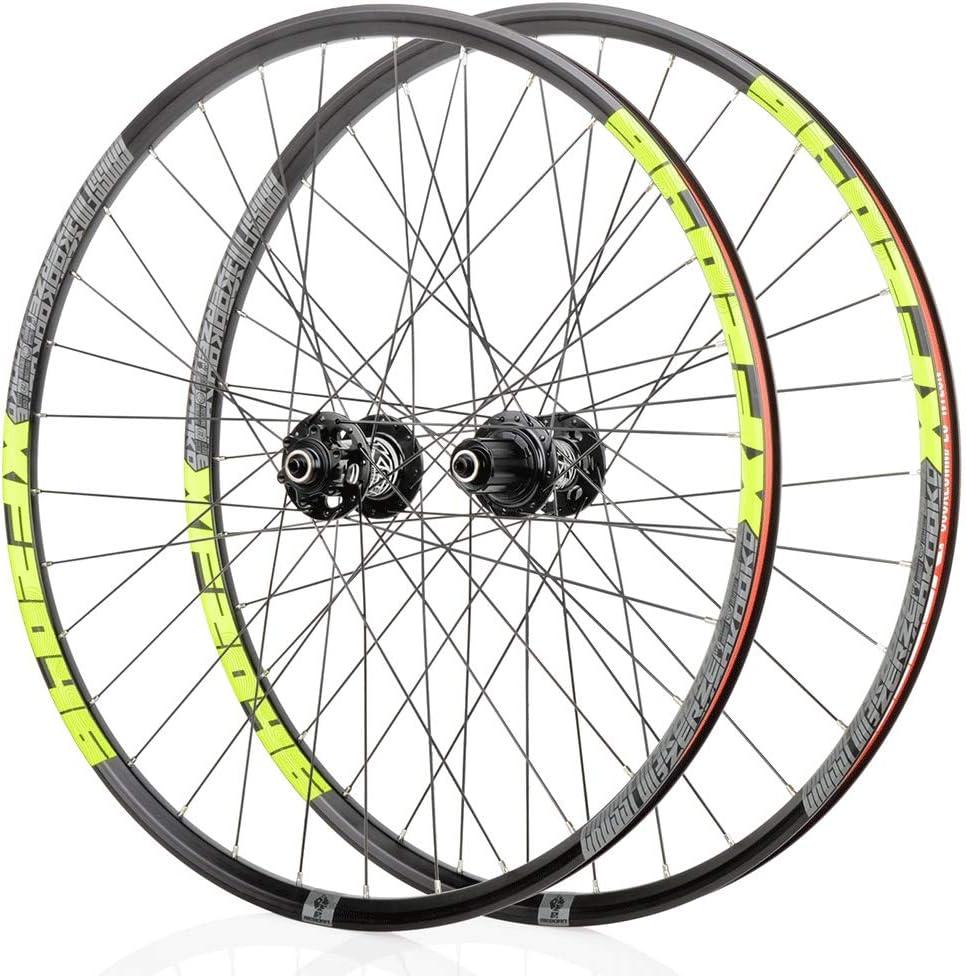 LBBL - Juego de rodamientos de llantas para bicicleta (ruedas de 27,5