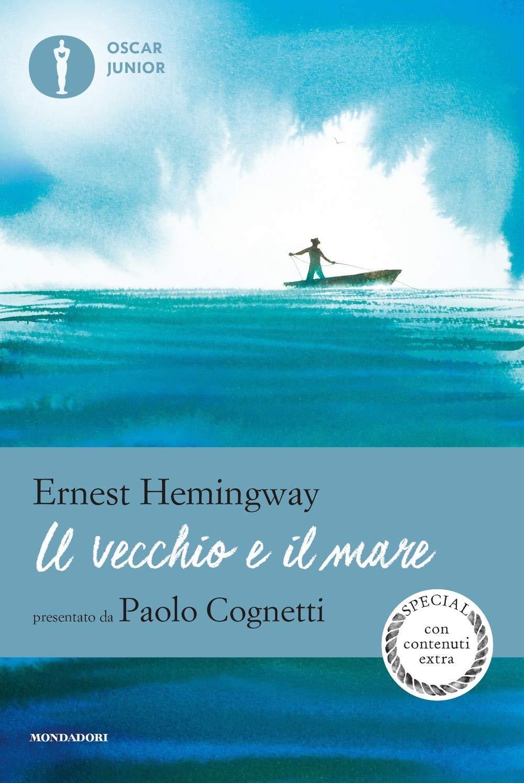 Il Vecchio E Il Mare Oscar Junior Amazon It Hemingway Ernest Piemonte Manuela Cognetti Paolo Pivano Fernanda Libri