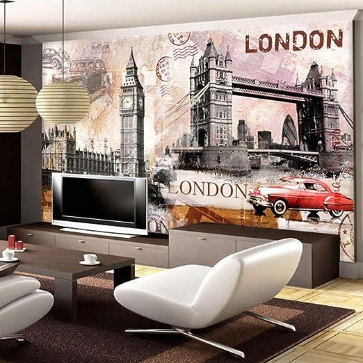 Sucsaistat Papel Tapiz Retro Arquitectura Europea London Tower ...