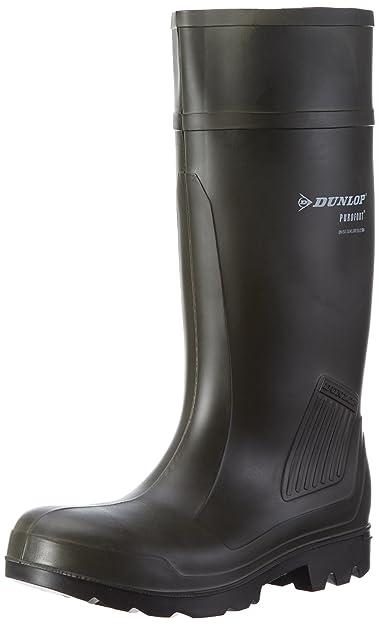 Bottes de sécurité Dunlop Purofort C462933 pour femme SHGFBTO