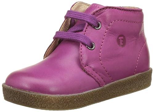 Falcotto 1195, Zapatillas para Bebés, Pink (Mirtillo), 25 EU