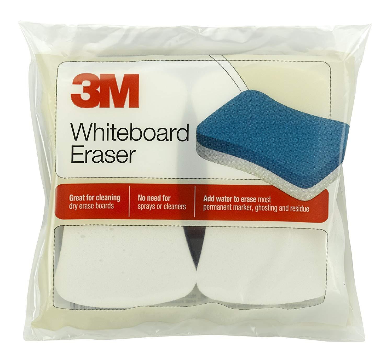 Amazon.com: 3M, borrador para pizarrón color blanco ...