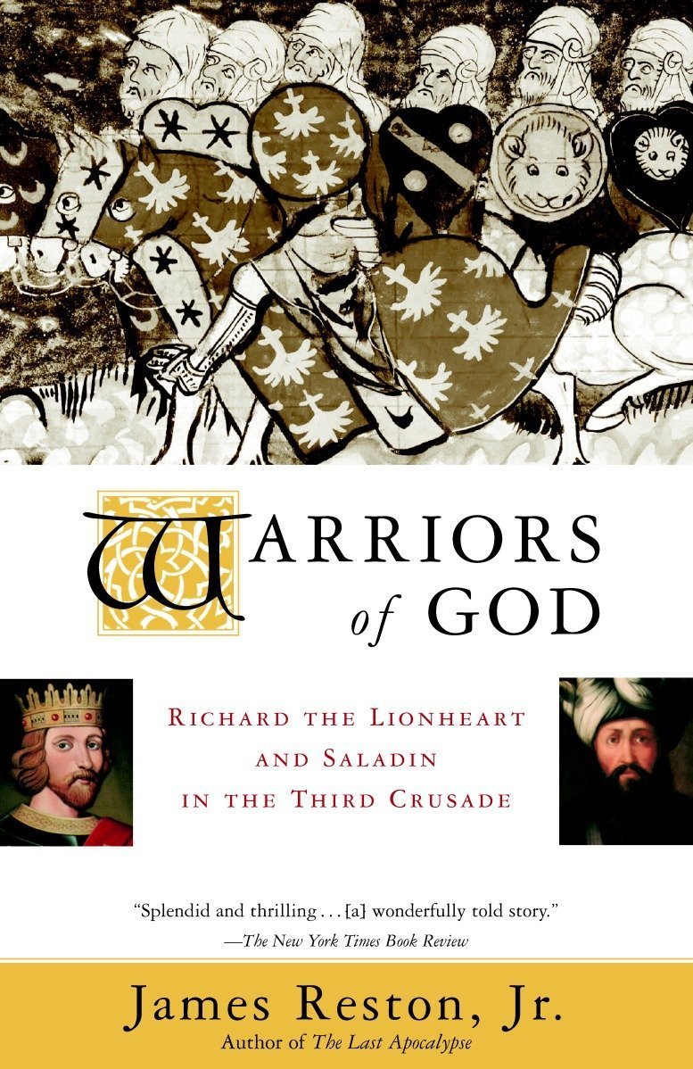 Lionhearts Scribe: The Third Book of The Crusades