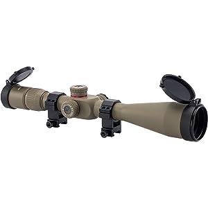 Monstrum G2 6-24X50 FFP Riflescope