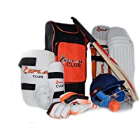 Splay - Kit de críquet (LH), Talla 7
