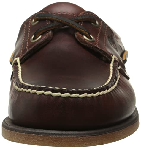 sale retailer 2d835 6bc3a Amazon.com   Timberland Men s Classic 2-Eye Boat Shoe   Loafers   Slip-Ons