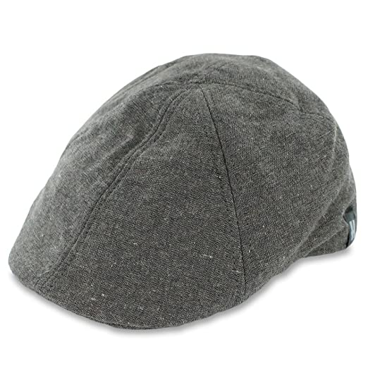 94c9326afdd Belfry Street Afterburn Contemporary Cotton Pub Cap in Three Colors Grey at Amazon  Men s Clothing store  Newsboy Caps