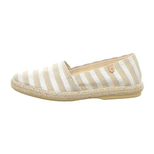VERBENAS 002sc-0001-0005 - Mocasines de Tela para Mujer, Color Blanco, Talla 37: Amazon.es: Zapatos y complementos