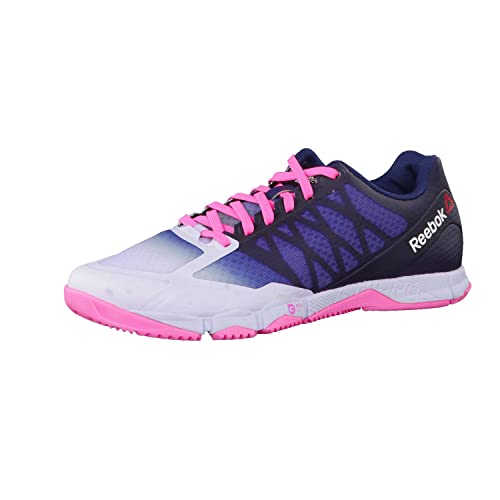 Zapatillas de mujer Reebok R Crossfit Speed TR, color Morado, talla 43 1/3: Amazon.es: Zapatos y complementos