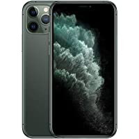 Apple iPhone 11 Pro with FaceTime - 64GB, 4G LTE, Midnight Green - International Version