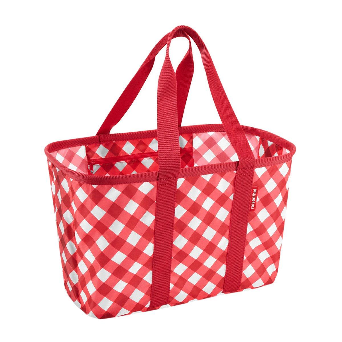 Reisenthel Mini Maxi Basket Strandtasche, 47 cm, 30 L, Millefleurs BV6038