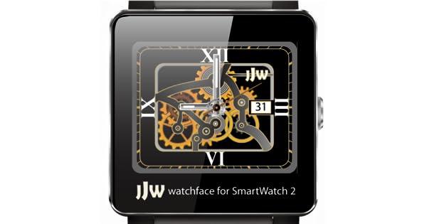 JJW Animated Gear Watchface 3 for SmartWatch 2: Amazon.es ...