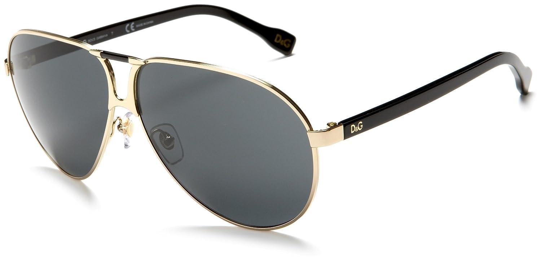 77010af7c19 Amazon.com  D G Dolce   Gabbana Men s DD6067 Aviator Sunglasses
