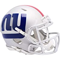 $34 » Riddell New York Giants AMP Alternate Revolution Speed Mini Football Helmet - NFL Mini Helmets