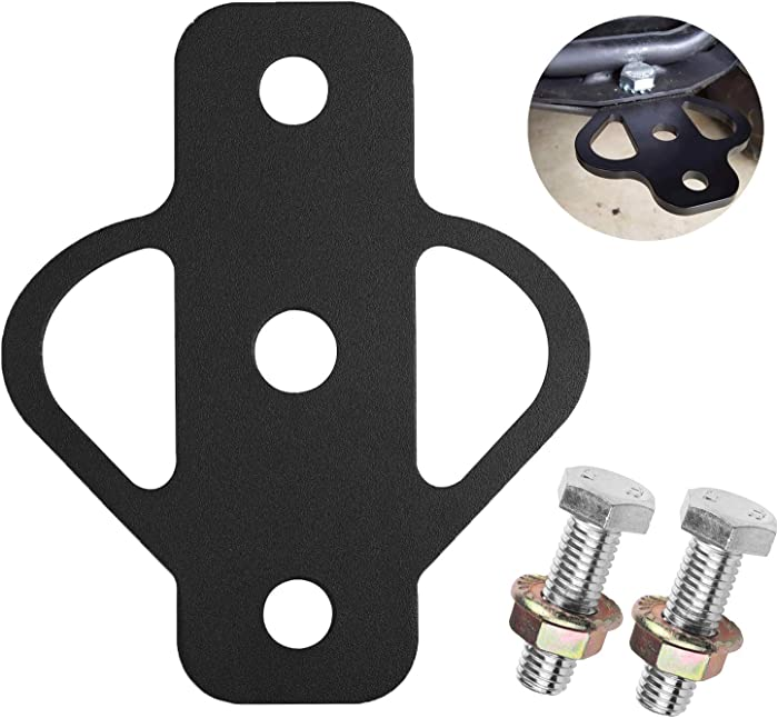 Top 10 Bolt On Garden Tractor Hitch Plate