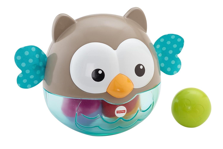 Fisher Price Buhito con pelotitas para actividades Mattel CDN
