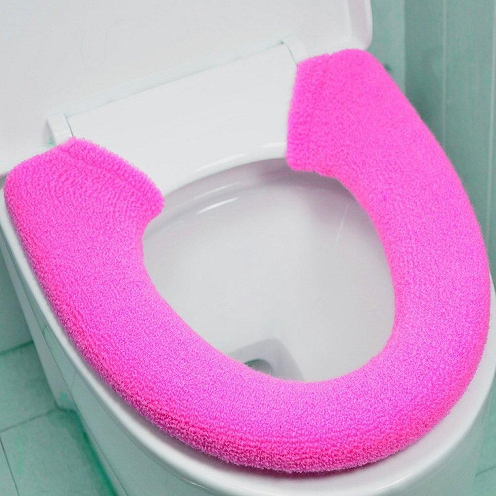 OUNONA Copri WC lavabile per WC Coprisedili per generale sedile Rose