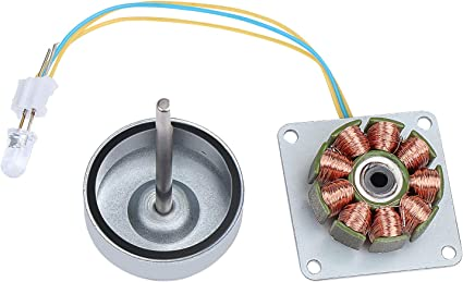 3-24v Miniatur Windenergieanlagen Drehstromgenerator mit 300-6000 U//min