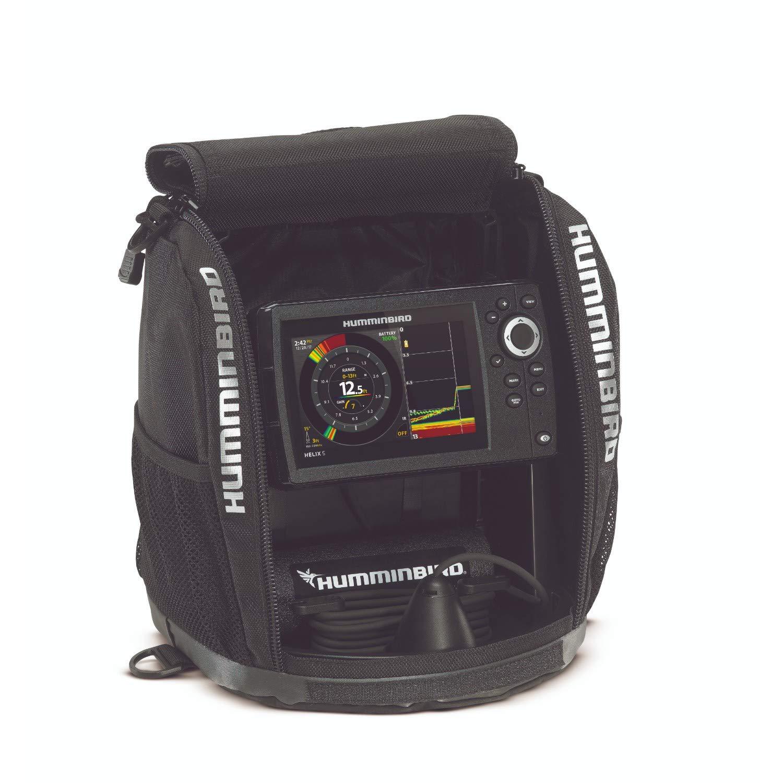直営店に限定 Humminbird Ice H5 Chirp GPS G2 FB 410970-1 [並行輸入品] B07KDPZ9LF, きもの屋三鈴 384749d1