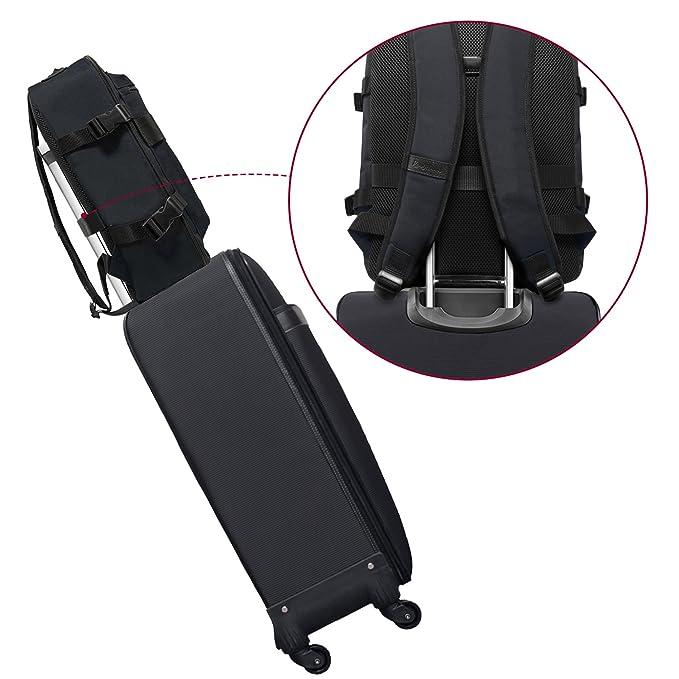 Amazon.com: Mochila de viaje Rangeland (estilo maletín ...