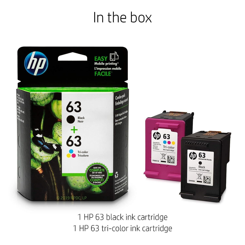 Original hp 61 Combo pack Black /& Tri Color ink  NEW IN BOX Cartridge Genuine