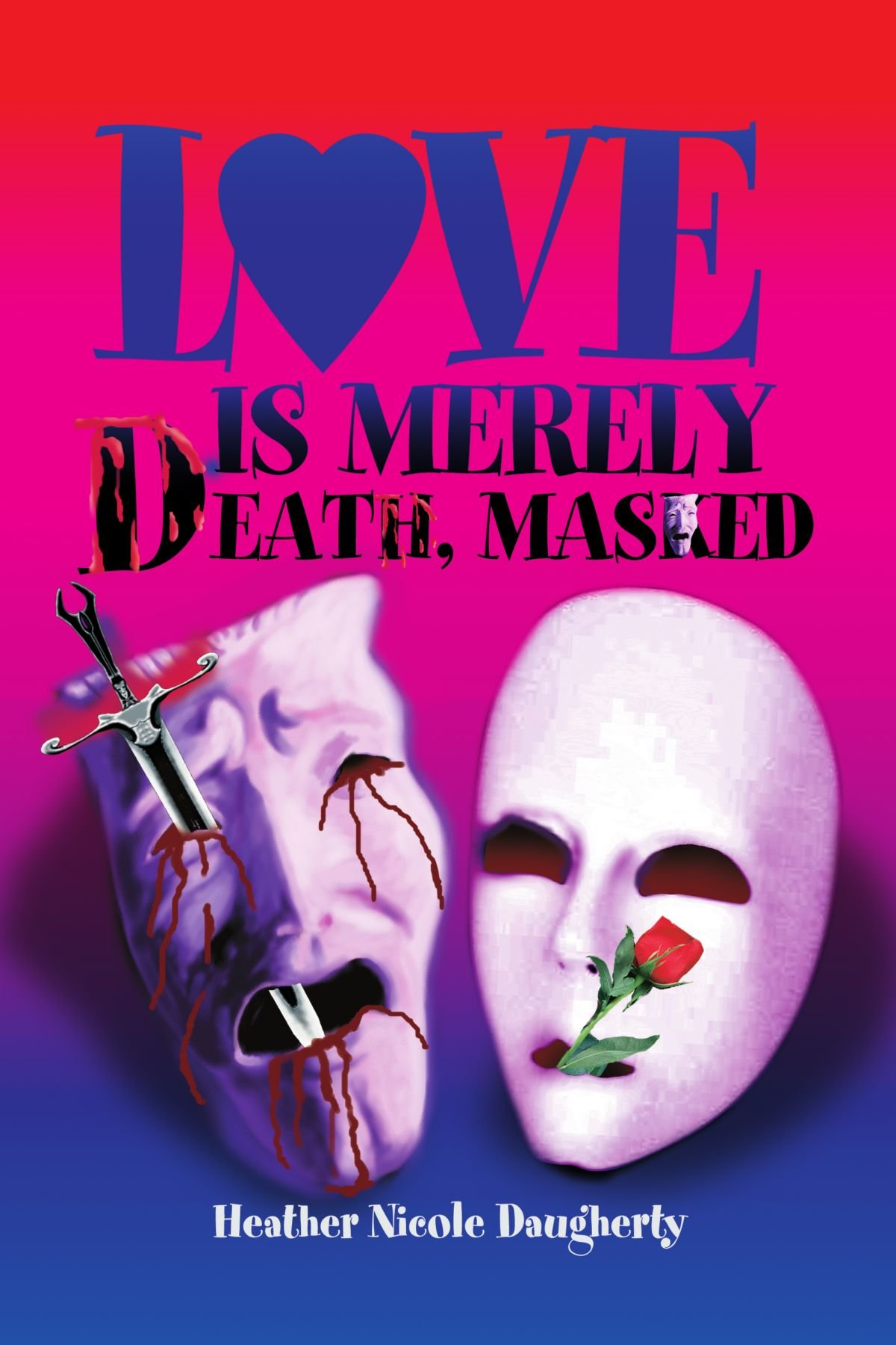 Download Love Is Merely Death, Masked pdf