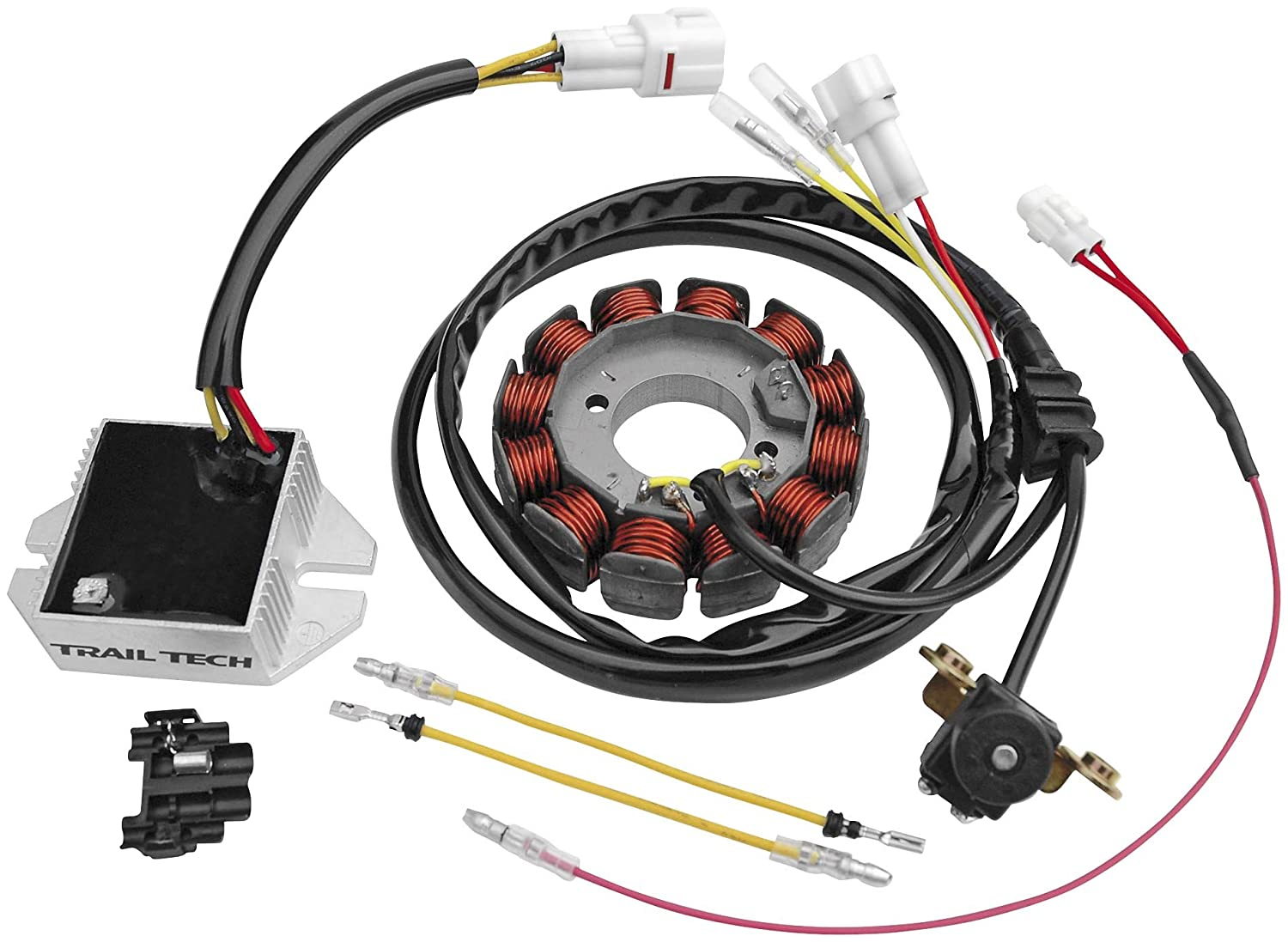 Trail Tech Complete Stator Kit for Yamaha YFZ450 YFZ-450 Z56-3058
