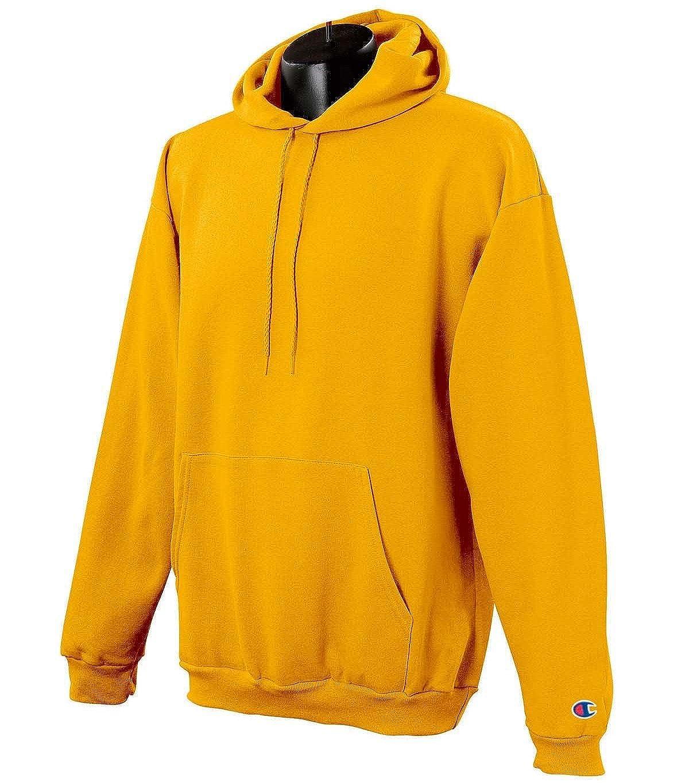 Champion Men's Front Pocket Pullover Hoodie Sweatshirt S244C