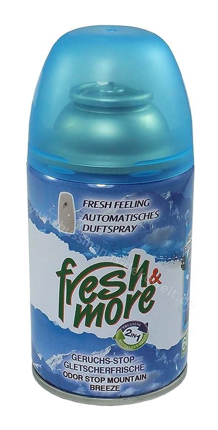 12 x Fresh & more 250 ml después de la pluma estilográfica automática de la fragancia