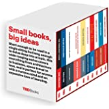 TED Books Box Set: The Completist: The Terrorist's Son, The Mathematics of Love, The Art of Stillness, The Future of Architecture, Beyond Measure, ... The Laws of Medicine, and Follow Your Gut