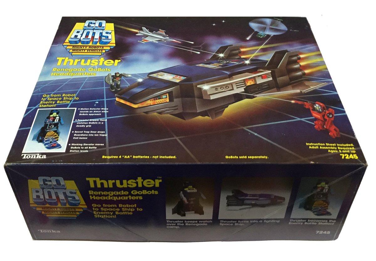 Amazon.com: gobots Thruster – Renegade gobots la Sede: Toys ...