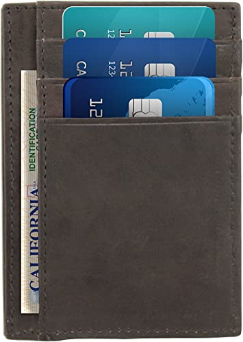 Clearance sale US Dollar Bill Wallet Brown Leather Wallet Bifold Credit Card Photo AfterSo