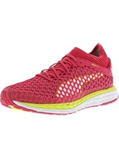 PUMA Women s Speed Ignite Netfit Ankle-High Running Shoe 7417e2240