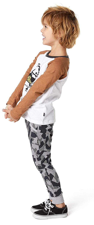 Noppies Jungen B Tee Slim ls Pitman Langarmshirt
